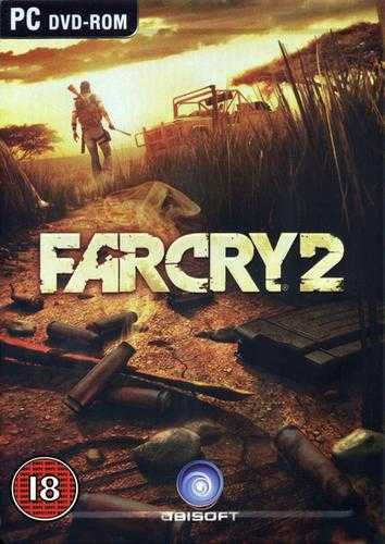 Far Cry 2 (2008/RUS/Repak by TG)
