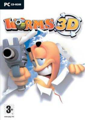 Worms 3D (2003/PC/Rus/Repack/Portable)